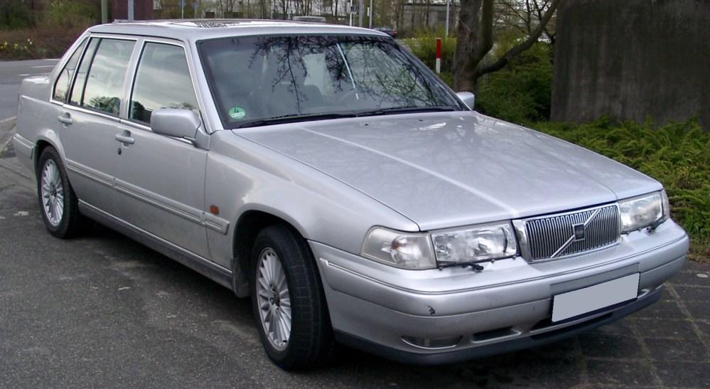 medium resolution of 1994 volvo s90