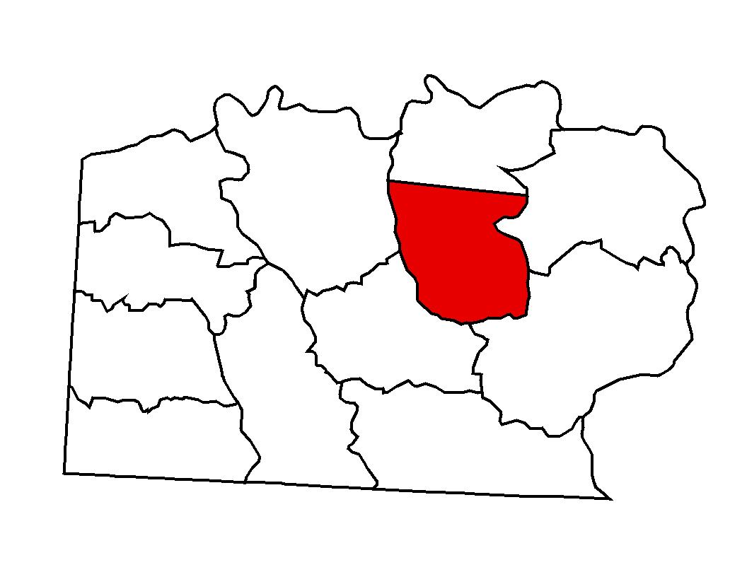 South Fall Creek Township, Yadkin County, North Carolina