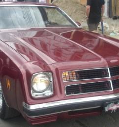 1976 chevrolet chevelle laguna type s 3 coupe [ 2244 x 1340 Pixel ]