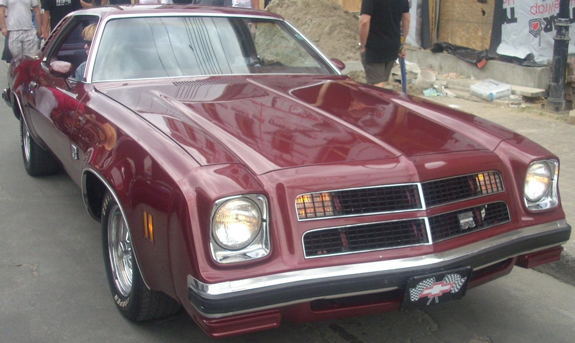 hight resolution of 1976 chevrolet chevelle laguna type s 3 coupe