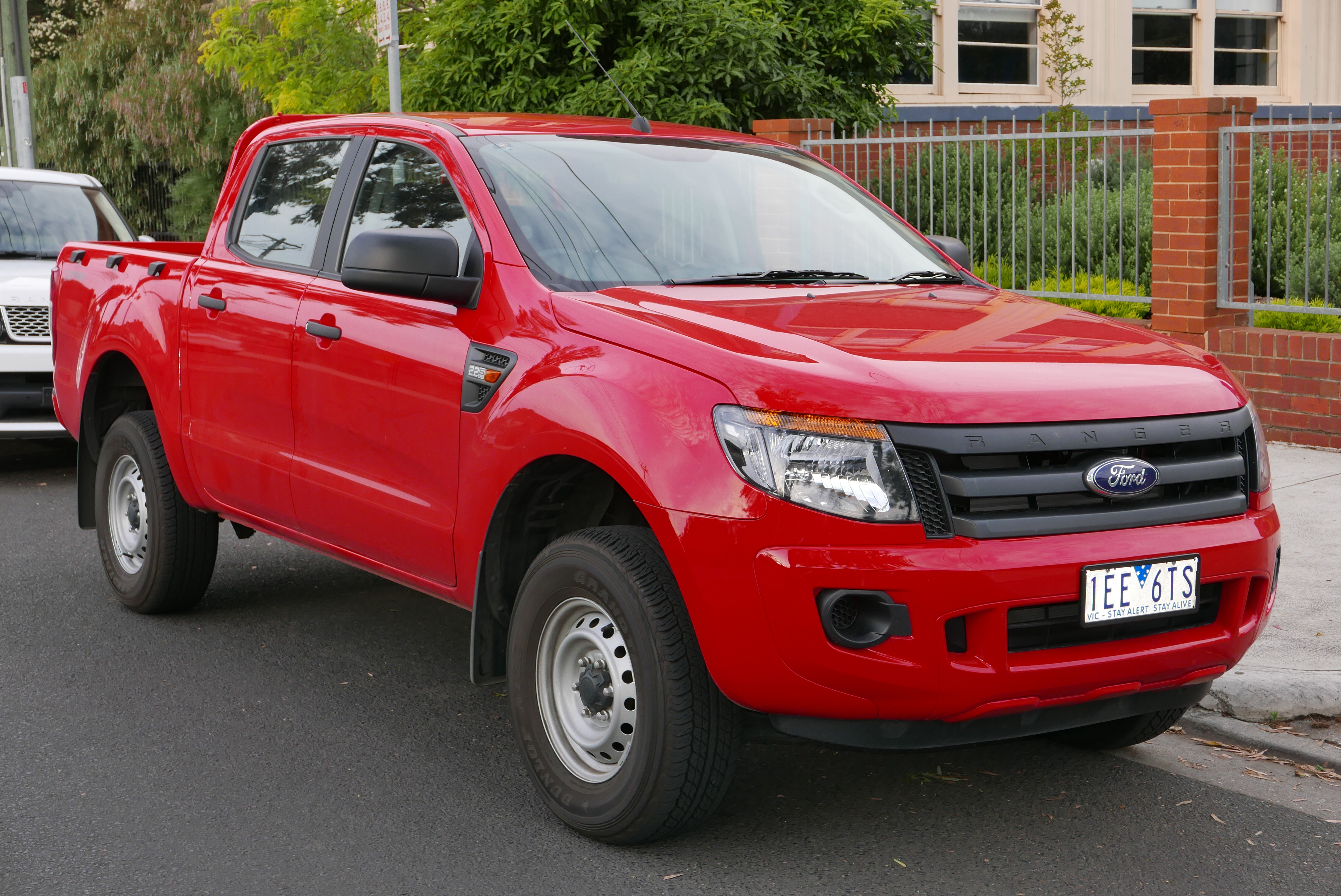 Dsl Wiring Colors File 2015 Ford Ranger Px Xl Hi Rider 4 Door Utility