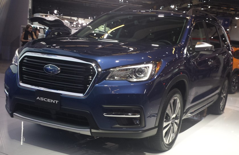 Image result for 2019 Subaru Ascent