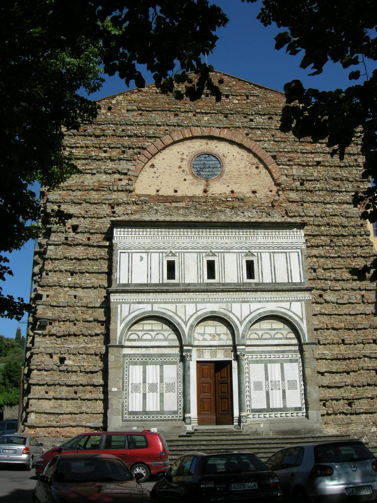 Badia Fiesolana  Wikipedia