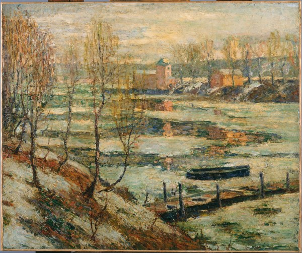 Ernest Lawson Paintings