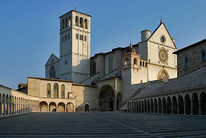 bazylika św. Franciszka z Asyżu