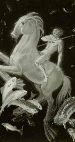 Max Frey - Poseidon, um 1933