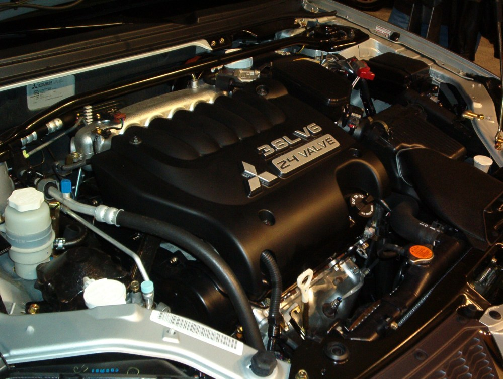 medium resolution of mitsubishi 6g7 engine