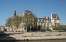 Paris France Town Hall