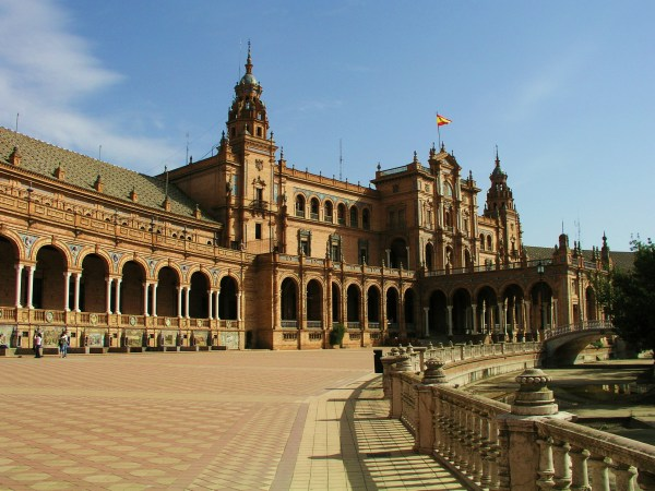 File Plaza De Espana - Plein