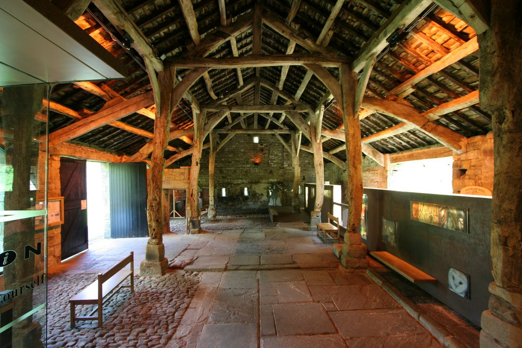 Barn Home Interiors