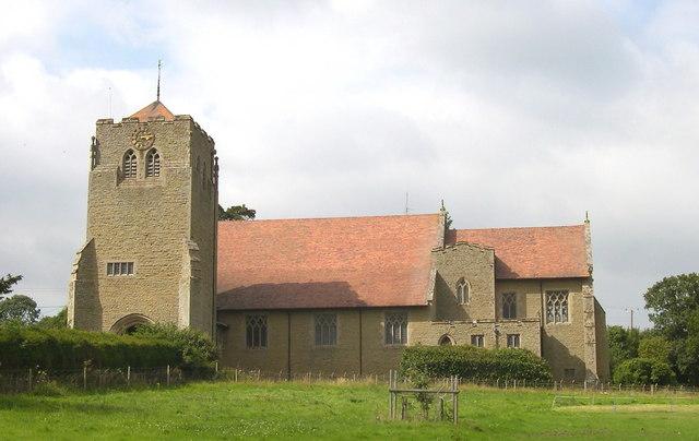 Photo of All Saints Church, Richards Castle