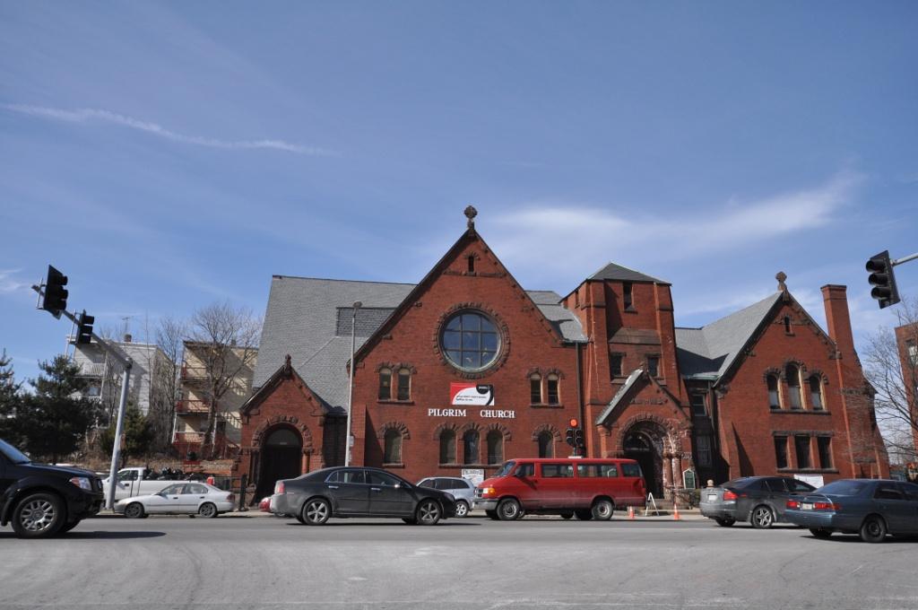 Pilgrim Congregational Church Boston Massachusetts