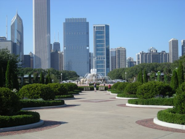 Grant Park - Wikiwand