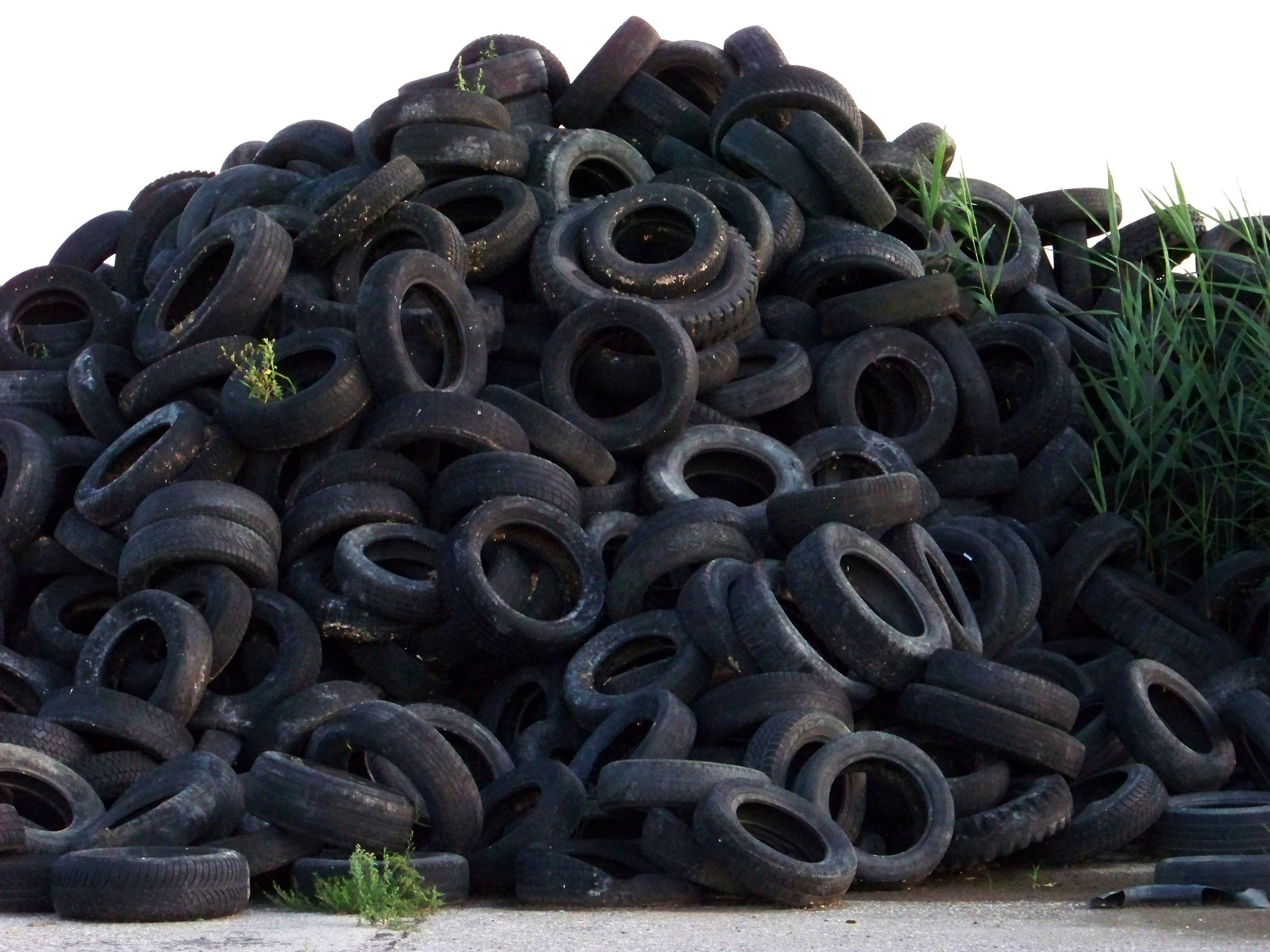 tire recycling wikipedia