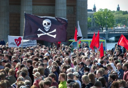 File:Pro piracy demonstration.jpg