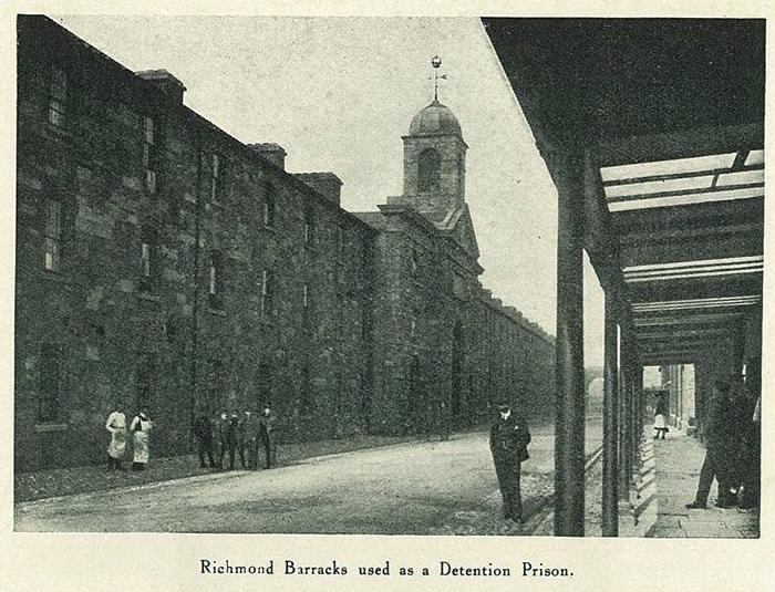 Richmond Barracks  Wikipedia