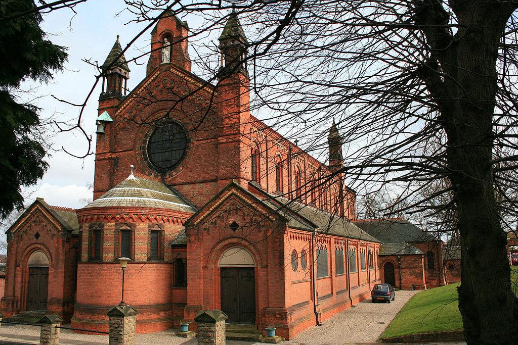 St Pauls Church CarltonintheWillows  Wikipedia