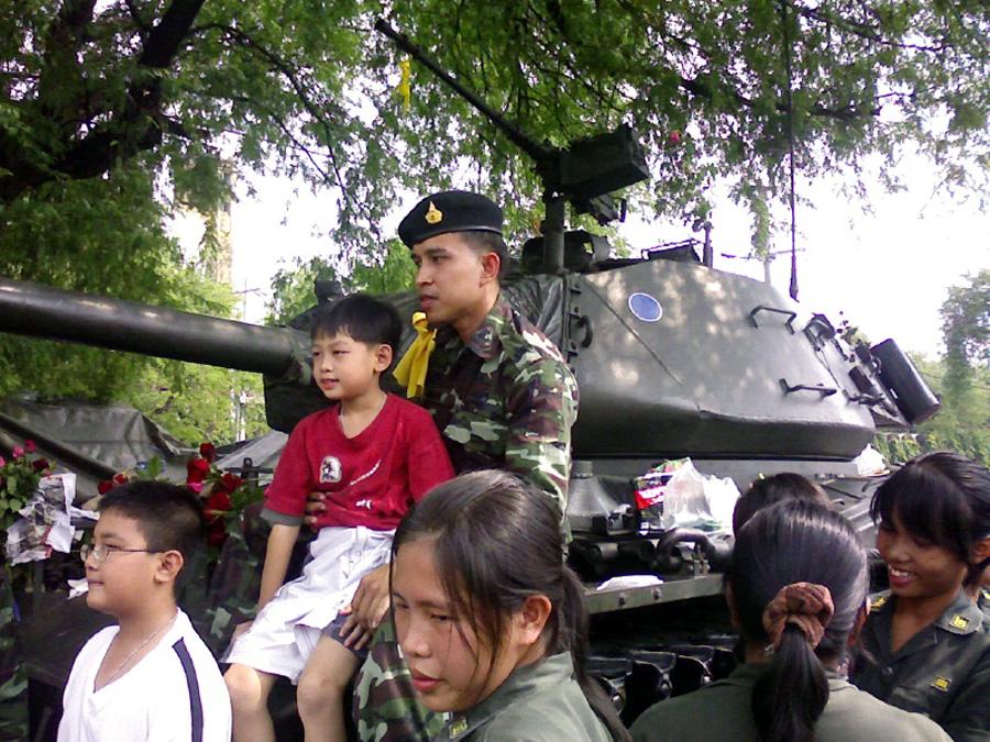 4447378233_40d1fd1d9b_n Thailand - Coup d'etat!