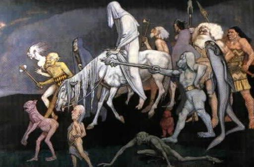 The Fomorians, Duncan 1912