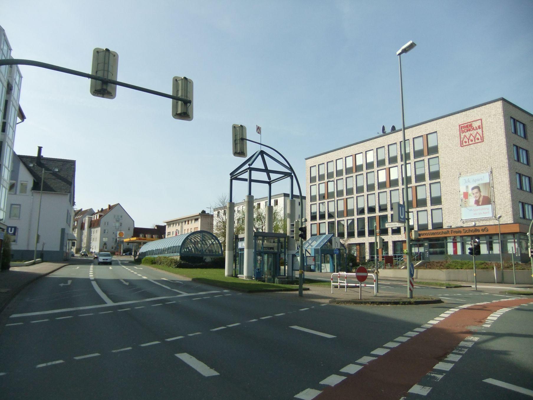 FileUBahnhof Nordpark BielefeldJPG  Wikimedia Commons