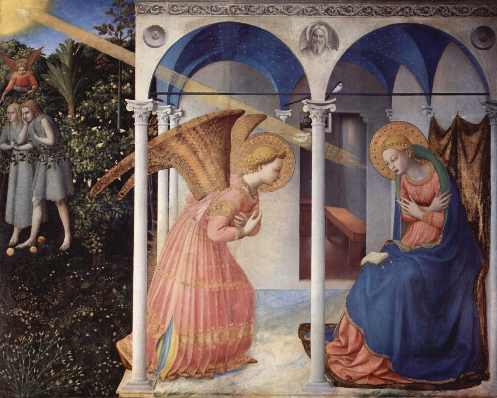 轉載自https://i0.wp.com/upload.wikimedia.org/wikipedia/commons/2/28/Fra_Angelico_095.jpg