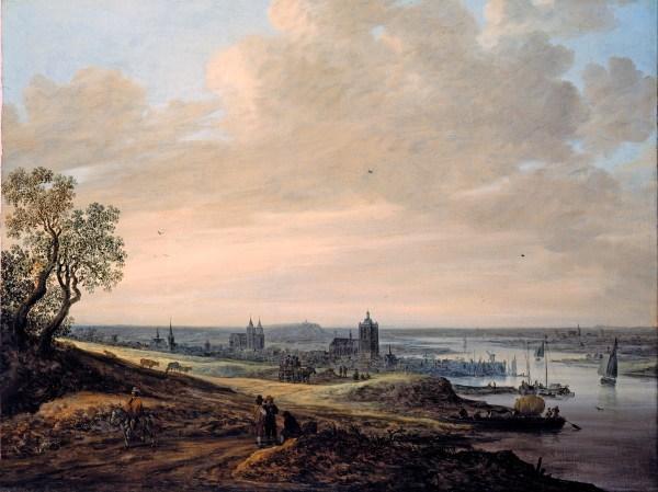 File Jan Josephsz. Van Goyen - Panorama Landscape With