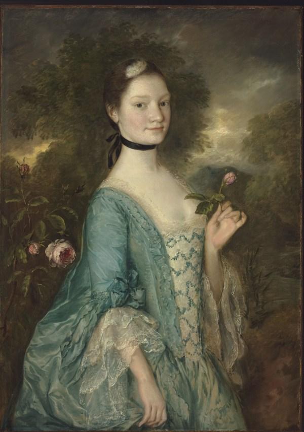 Thomas Gainsborough Lady