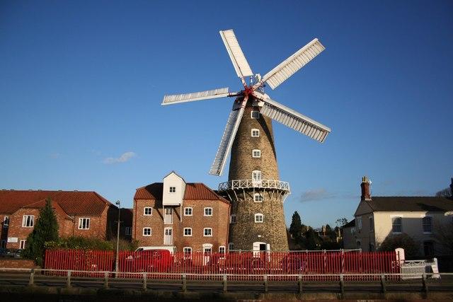 Maud Foster Windmill  Wikipedia