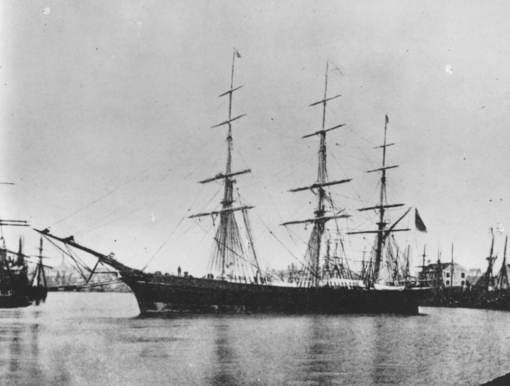 FileStateLibQld 1 163591 Clipper Ship Black Prince