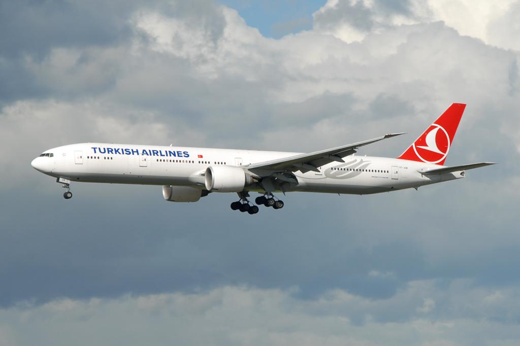 土耳其航空 - 維基百科,自由嘅百科全書