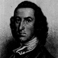 William Livingston, 1st Governor of New Jersey...