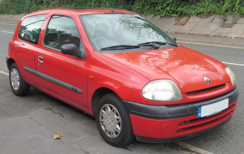 small resolution of 1998 renault clio grande 1 2 front jpg