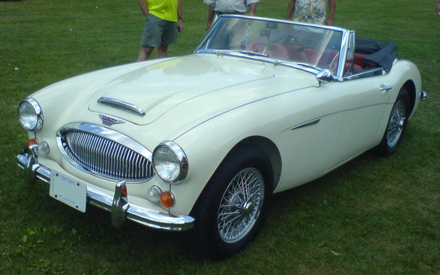 hight resolution of austin healey 3000 wikipedia full wiring diagram 1960 austin healey