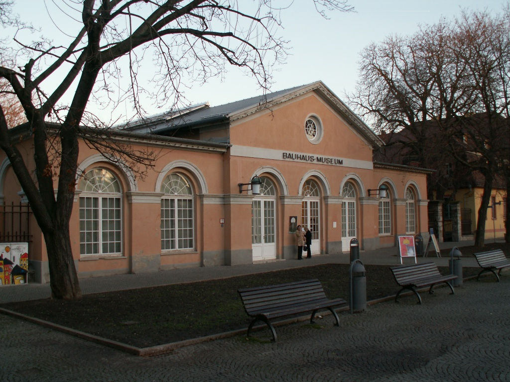 File Bauhaus Museum Weimar Jpg