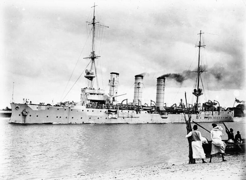 "Kreuzer ""Königsberg"" (1914/15)"