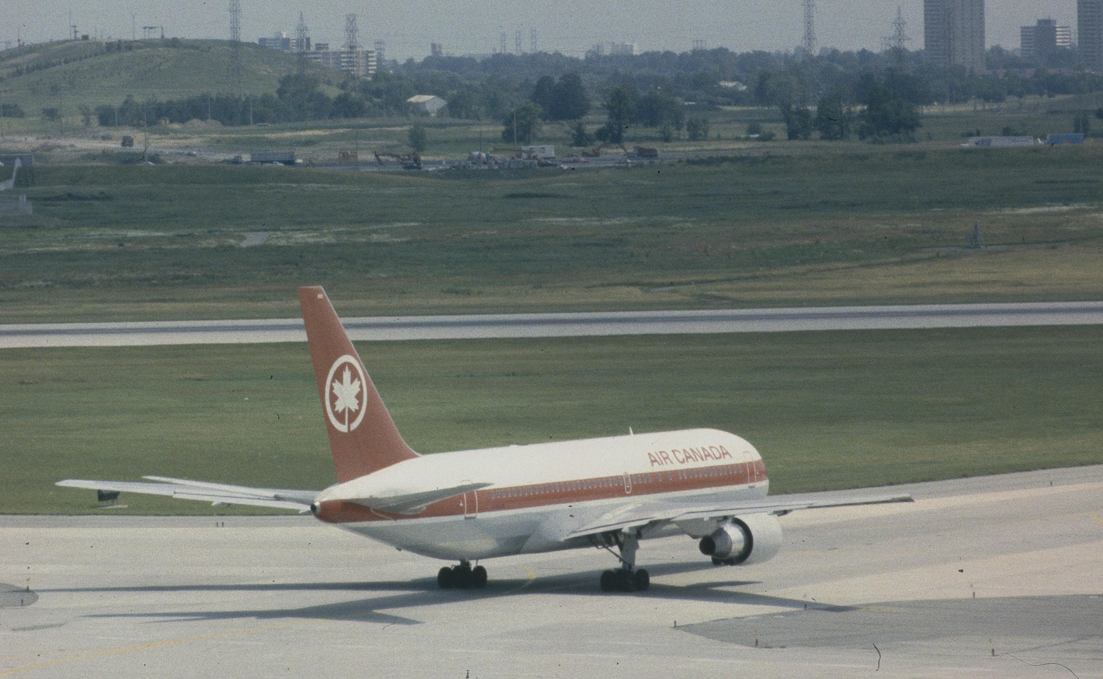 Vuelo 143 De Air Canada