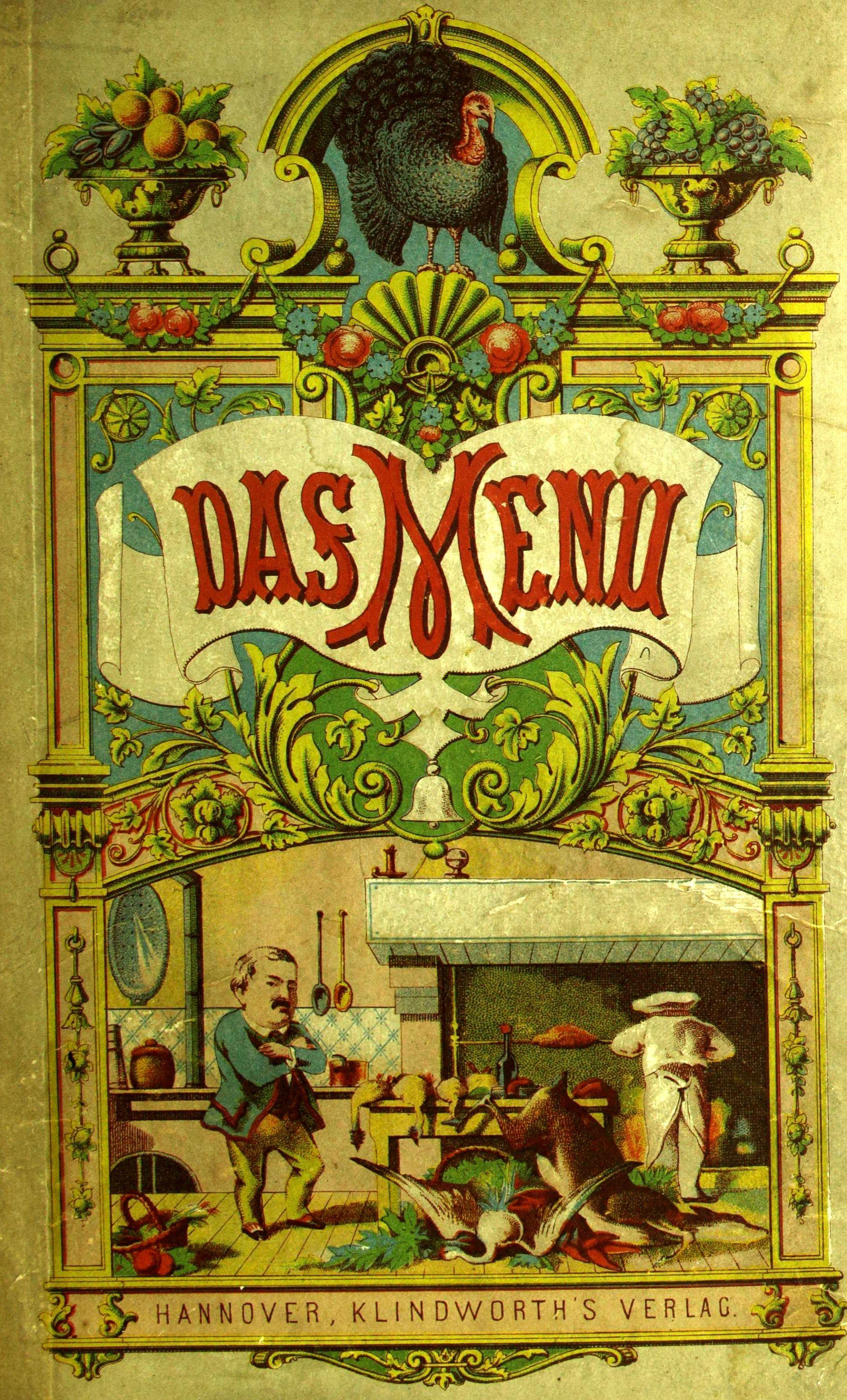 FileDas Menu Ernst von Malrotie 1878jpg  Wikimedia