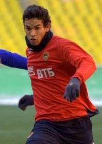 Brazilian midfielder Dudu