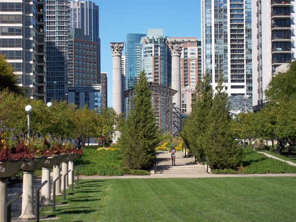 File Garden In Northeast Grant Park - Wikimedia Commons