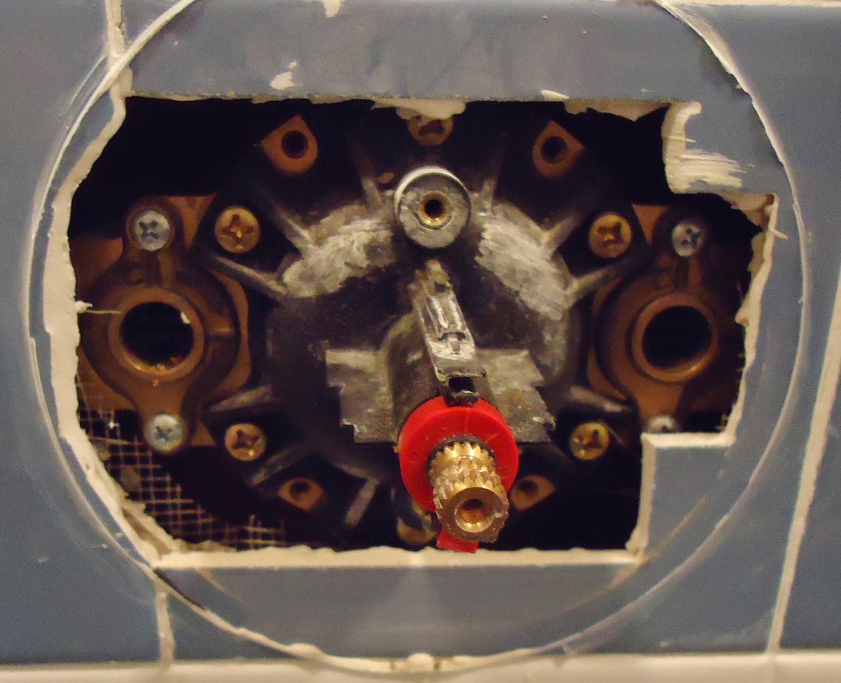 File:Kohler 306 diverter valve replacement problem tiled