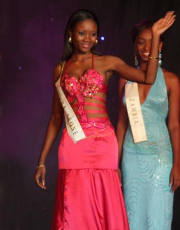 Miss Sierra Leone Wikipedia