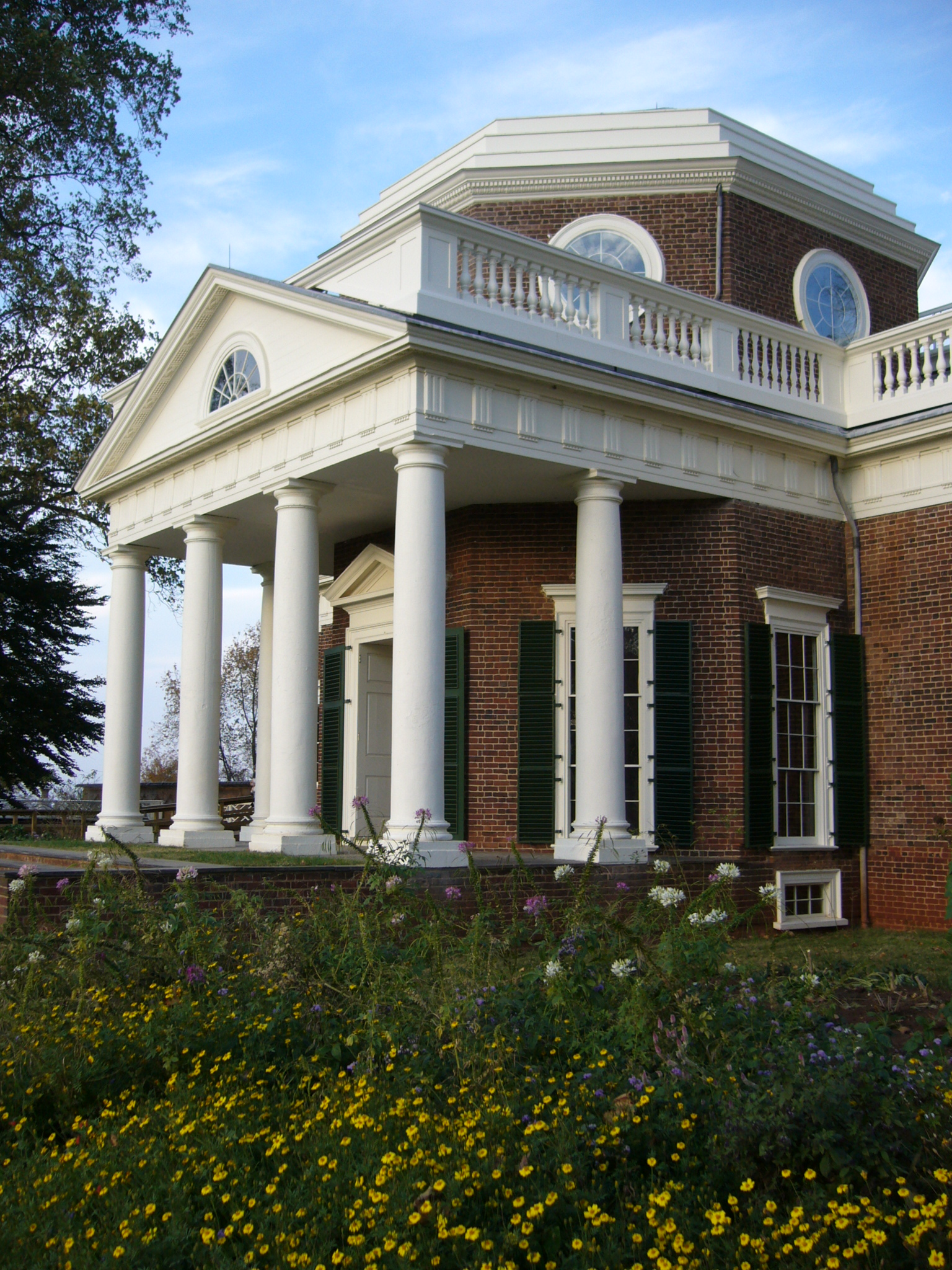 jefferson s monticello a look at the use of neoclassical design and