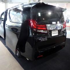 All New Alphard Hybrid Konsumsi Bbm Camry File Toyota Executive Lounge H30w Rear Jpg