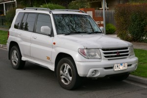 Mitsubishi Pajero iO  Wikiwand