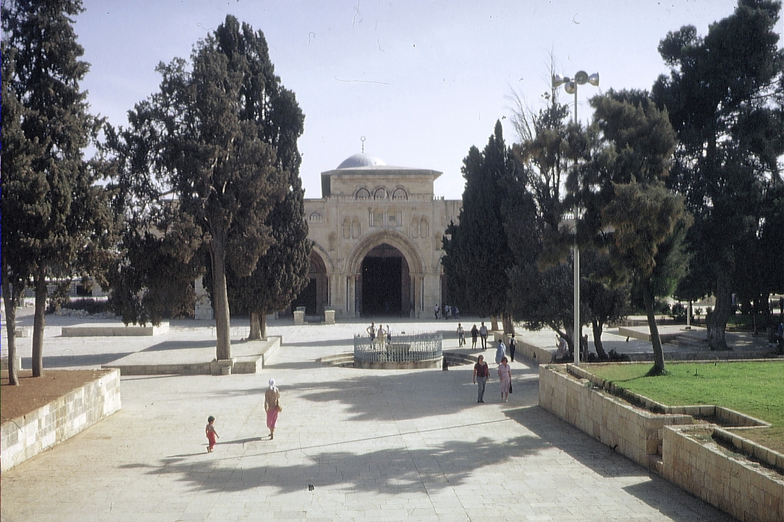 Al Aksha at Jerusalem