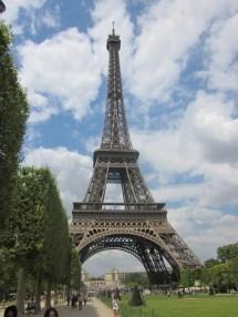 File Eiffel Tower In Paris - Wikimedia Commons