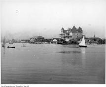 File Hanlon' Hotel Toronto Island Ca 1908 - Wikipedia