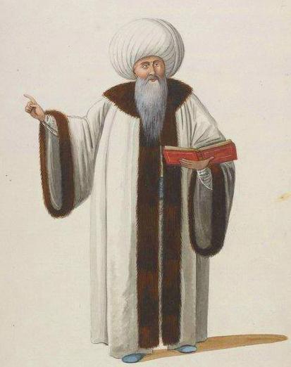 mufti  Wiktionnaire