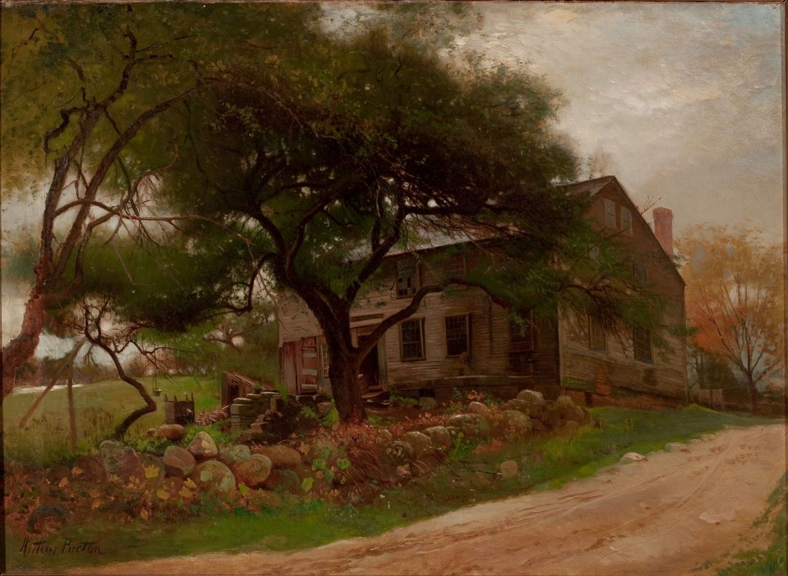 Farmhouse Country House