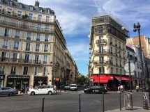 File Place Blanche & Rue De Bruxelles Paris 10 August